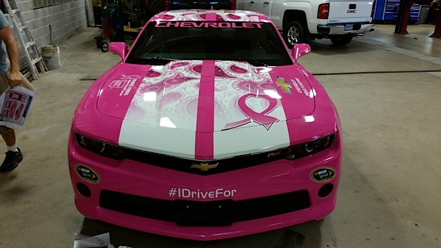 Breast Cancer Camaros NY