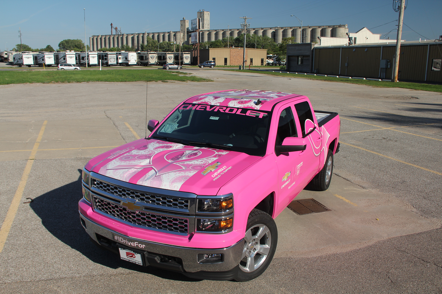 Breast Cancer Silverado