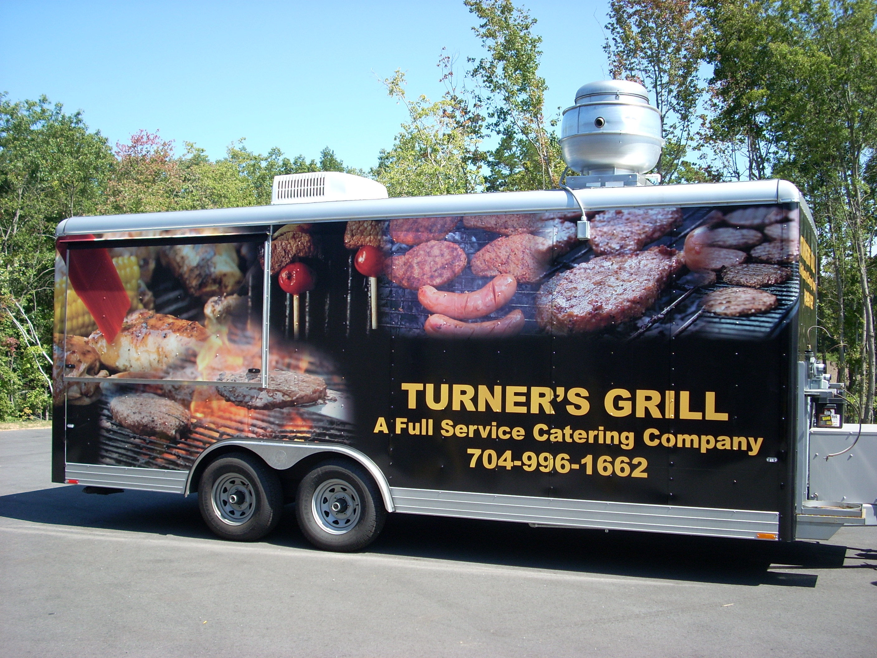 Turners Grill